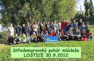 Středomoravský pohár mládeže 2012