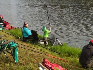 Rybářské závody mládeže 2.9.2017