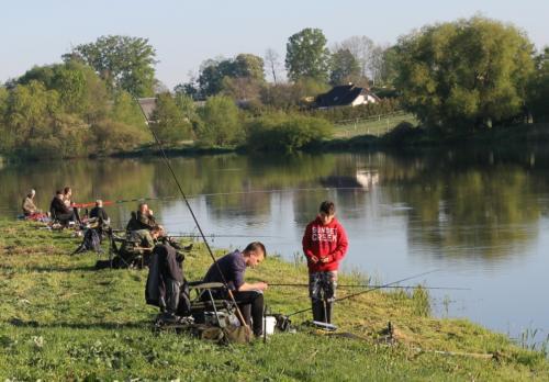 Rybářské závody memoriál J. Bendy 2019